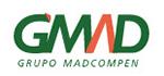 Logo Grupo Madcompen GMAD